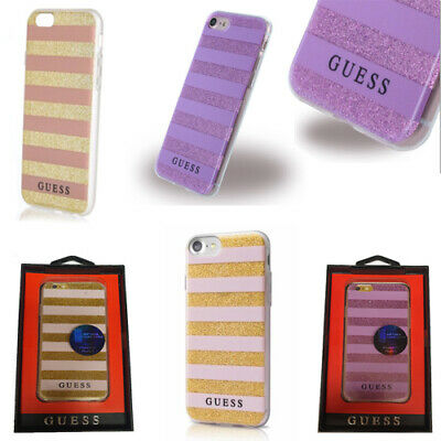 Guess Fashionable Elegant Protective Soft Cover Case For Apple IPhone 6 4.7   • 7.90£