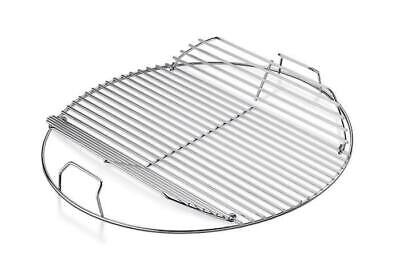 $ CDN30.44 • Buy Weber Replacement Hinged Cooking Grate For 18  Kettle Grill