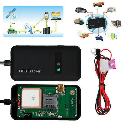 GPS Tracker Spy Tracking Device Mini Personal FOR Car/Van/Vehicle/Motorcycle • 14.25£