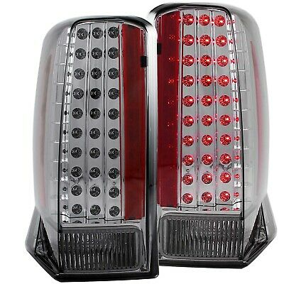 $258.55 • Buy Anzo Led Taillights Smoke Fits 2002-2006 Cadillac Escalade 321221
