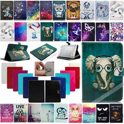 AU18.99 • Buy For Amazon Kindle Fire HD 7 8 10 Tablet 2019 Universal Leather Stand Case Cover