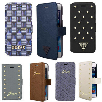 Guess Fashionable Elegant Protective Book Cover Case For Apple IPhone 6 /6s 4.7  • 14.95£