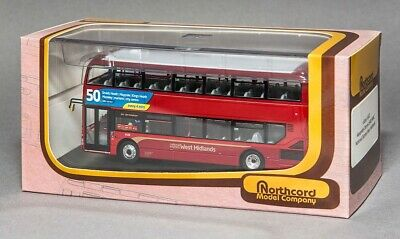 Northcord 6502 1/76 Adl Enviro400 National Express West Midlands 6126 • 52.99£