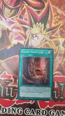 Carte Yu-Gi-Oh! Vallée Mortuaire DUSA-FR050 Ultra Rare / French Necrovalley • 13.51£
