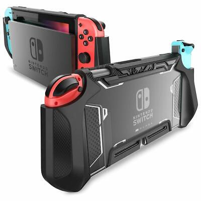$17.72 • Buy For Nintendo Switch Console Joy-Con, Mumba 360 Protective TPU Grip Case Dockable