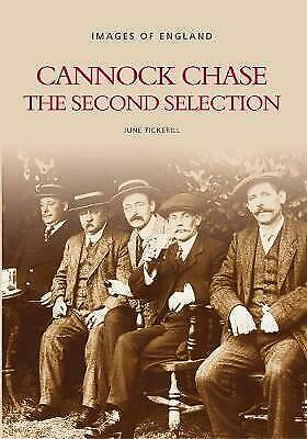 Cannock Chase: The Second Selection - 9780752410760 • 8.31£