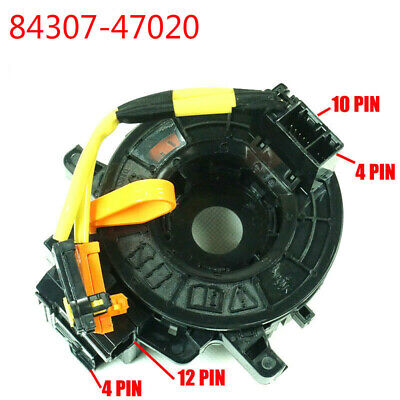 $14.46 • Buy NEW Airbag Clock Spiral Cable Spring Fit For Toyota Yaris Prius Scion 8430747020