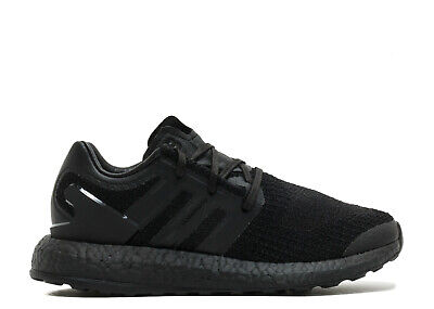 AU284.49 • Buy Adidas Y-3 Yohji Yamamoto Pure Boost Triple Black Core Boost Ultra CP9890
