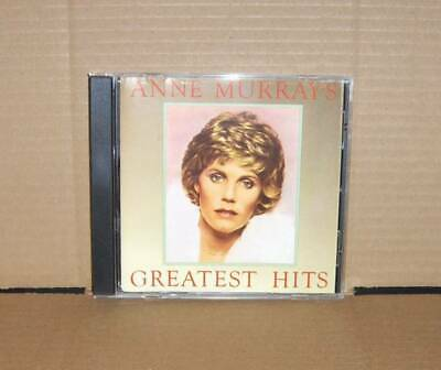 Greatest Hits By Anne Murray CD 1980 Capitol Records • 7.99$