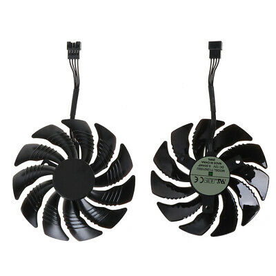 $ CDN9.40 • Buy 88mm T129215SU Cooling Fan Cooler For Gigabyte Geforce GTX 1050 1050TI 1060 1070