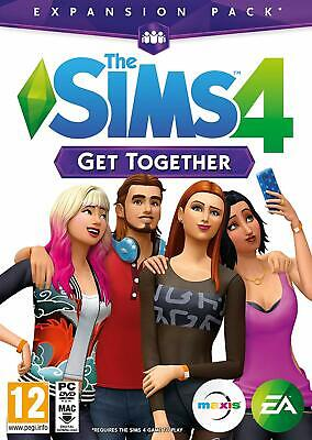 AU26.99 • Buy The Sims 4 - Get Together Addon - PC EA Origin Download Code - Worldwide