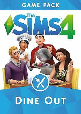 AU27.99 • Buy The Sims 4 - Dine Out Expansion Pack - PC EA Origin Download Code - Worldwide