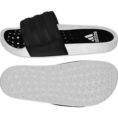 AU137.70 • Buy Adidas Adilette Boost Mules Slides EG1910 Shower Slippers With Boost Damping