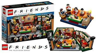 LEGO FRIENDS Central Perk Tv Show Friend Ideas 21319 Brand New Factory Sealed!!! • 70$