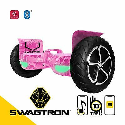 $ CDN394.17 • Buy Swagtron Outlaw T6 Off-Road Self Balancing Electric Hoverboard Motorized UL2272