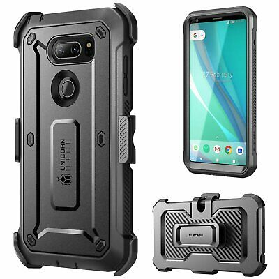 AU23.58 • Buy SUPCASE Case For LG V30 V30s V30 Plus V35 V35 ThinQ, Holster Cover W/ Screen US