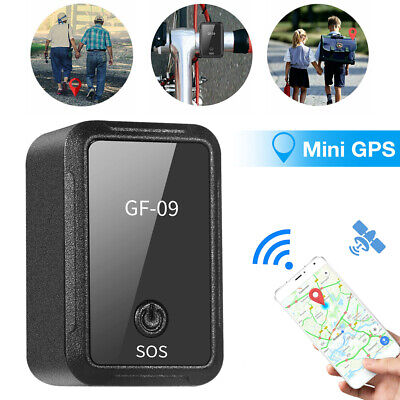 Mini GPS GPRS Tracker Magnetic Car Spy GSM Real Time Tracking Locator Device UK* • 14.99£