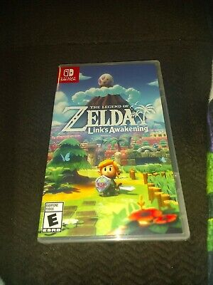 The Legend Of Zelda: Link's Awakening Nintendo Switch New Sealed • 47$