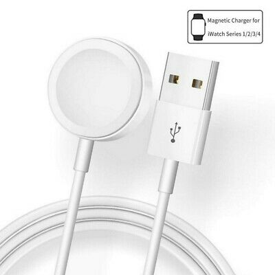 $ CDN6.47 • Buy Magnetic Charger USB Cable Charging Dock For Apple Watch IWatch Series 5/4/3/2/1