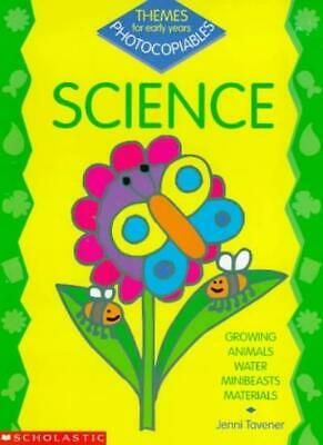 £2.59 • Buy Science Themes (Themes For Early Years Photocopiable)-Jenni Tavener