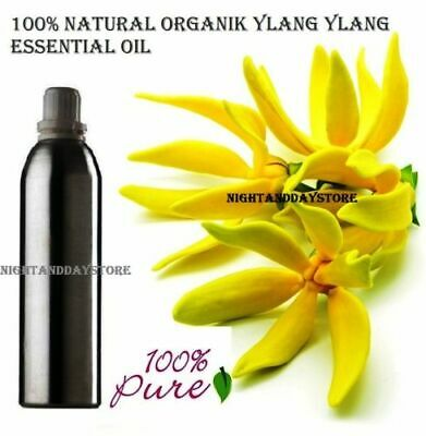 Ylang Ylang Essential Oil (5 Ml-100 Ml ) Pure Natural Therapeutic Aromatherapy • 5.73£