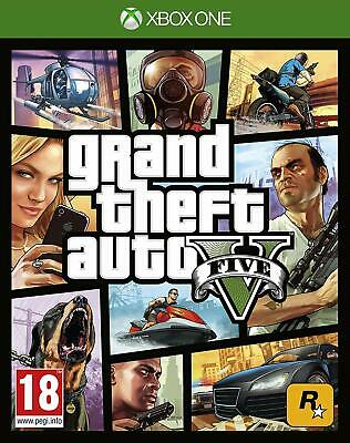 AU29.99 • Buy GTA 5 Grand Theft Auto V - Xbox One Spiel Download Code - US/Worldwide