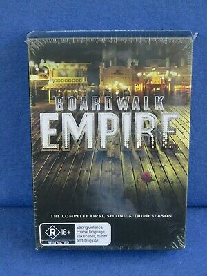 AU30 • Buy Boardwalk Empire Complete First Second Third Season Dvd Tv Hbo New Sealed 1 2 3