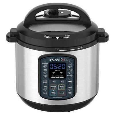 $69.99 • Buy Instant Pot Duo SV 6 Qt Multi-Use Pressure Cooker