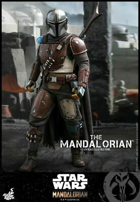 $ CDN366.59 • Buy Hot Toys 1/6 Star Wars Episode The Mandalorian Mandalo Soldier Figure Toy TMS007