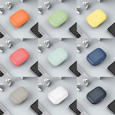 $ CDN1.45 • Buy Fit For AirPods Pro Wireless Charging Case Silicone Protective Case Cover