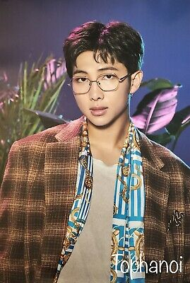 $29.99 • Buy NEW! Official BTS RM 5th Muster Japan Fan Meeting Magic Shop Limited Poster