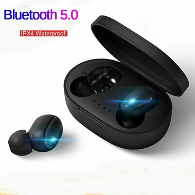 $11.61 • Buy For Xiaomi Redmi TWS Airdots Headset Bluetooth 5.0 Earphone Stereo Earbuds A6S