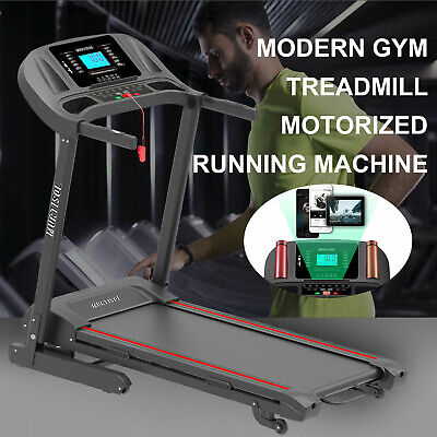 AU1099.90 • Buy Electric Treadmill Auto Incline Home Gym Run Exercise Machine Fitness Equipment