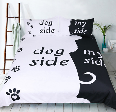 Duvet Cover Quilt Cover Pillow Case Single Double King All Size Bedding Set Gift • 33.99£