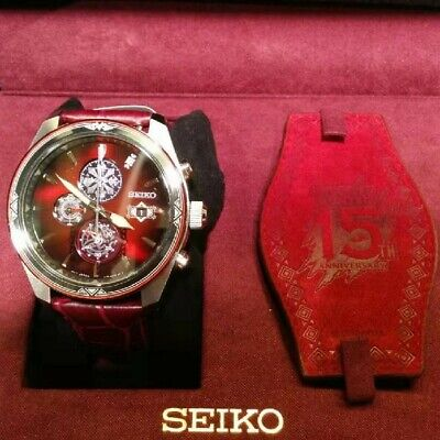 $ CDN873.94 • Buy Monster Hunter 15th SEIKO Collaboration Watch LIOLAEUS Limited Only 1000 SBPY155