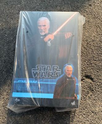 $ CDN306.80 • Buy Ready! Hot Toys MMS496 Star Wars Episode II Attack Of The Clones Count Dooku 1/6