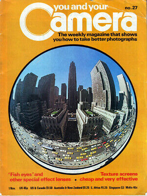 You And Your Camera No 27 • 2.99£