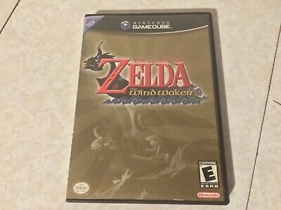 $48.25 • Buy The Legend Of Zelda: The Wind Waker Nintendo Gamecube Authentic *Tested