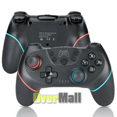 $24.76 • Buy Pro Controller For Nintendo Switch Wireless Gamepad Joypad Console BRAND NEW A+