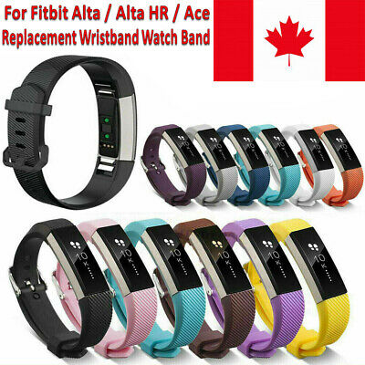 $ CDN7.99 • Buy Replacement For Fitbit Alta Band Alta HR Ace Band Silicone Watch Strap Band