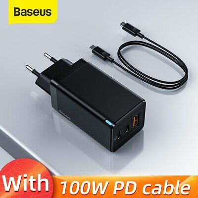 $ CDN39.98 • Buy Baseus 65W GaN USB Type C Charger QC PD 3.0 Laptop Adapter For IPhone Samsung