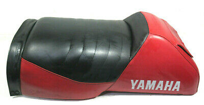 $190 • Buy Oem 1997-1998 Yamaha Vmax Sx 600 700 Snowmobile Red Black Nice Seat Assembly