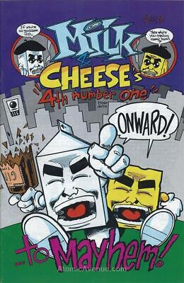 $2.50 • Buy Milk And Cheese #4 (3rd) VF/NM; Slave Labor | Save On Shipping - Details Inside