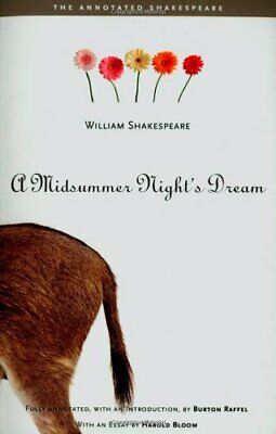 A Midsummer Nights Dream (Annotated Shakespeare) (The Annotated Shakespeare), Sh • 3.48£