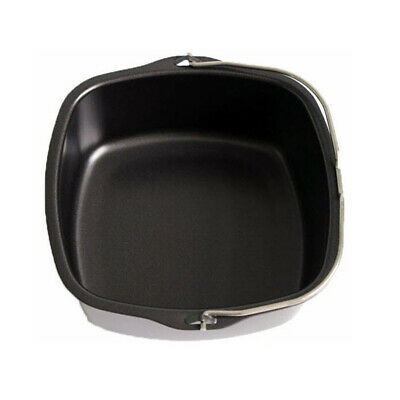 AU16.56 • Buy 1 Pc Air Fryer Accessories Black Basket Baking Barbecue Pan For Philips HD9232