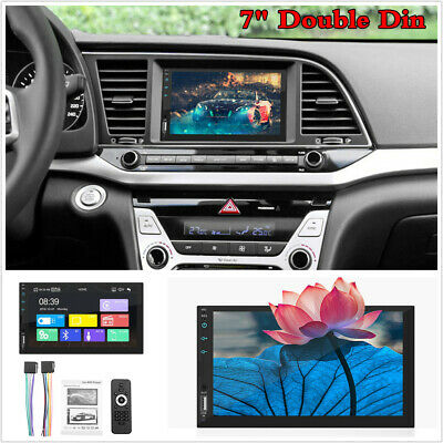 $ CDN94.17 • Buy Touch 7  Car FM MP5 Player Stereo Radio Bluetooth Head Units For Apple Carplay