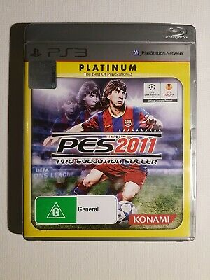 AU10 • Buy Pro Evolution Soccer 2011 PS3 | KANOMI | Sony | Platinum | G