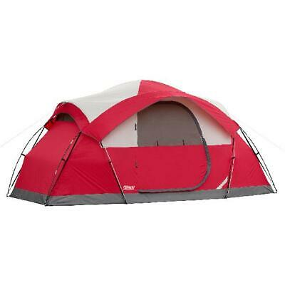 AU204.74 • Buy Camping Dome Tent 8-Person Outdoor Hiking All Season Sleeping Gear Shelter Shade