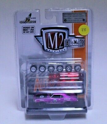 $6.50 • Buy M2 Machines 1969 Chevrolet Camaro Ss 396 New In Package #88
