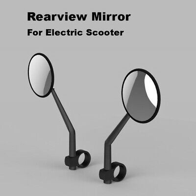 $9.02 • Buy 2 Pcs Rear View Mirrors Reflector Accessories For Xiaomi M365 Electric Scooter